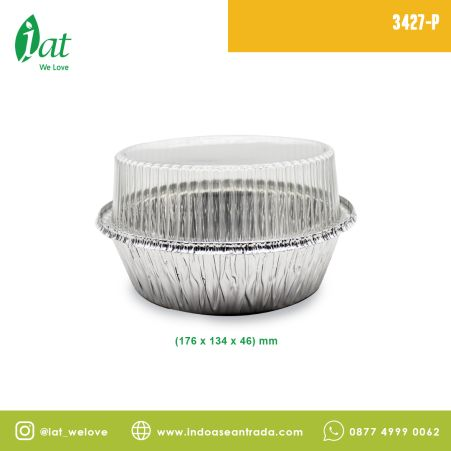 Aluminiun Tray STAR No.3427-P (700 ml)<br> 2 3427_p1